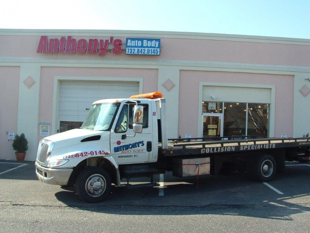 Towing Services in Shrewsbury & Toms River, NJ
